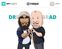 DradCast Podcast Website