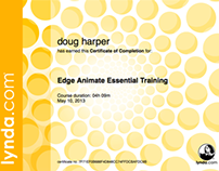 Edge Animate Essential Training