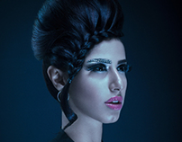 Meena - Blue fashion