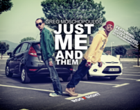 JUST ME AND THEM [LOOK AT ME NOW] (DANCE MOVIE)