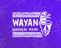Wayan Natural Wear, facebook app