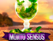 """Gráfica """"Mojito Sensus"""" • Dublin"""