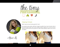The Tiny Professional Branding & Blog Design