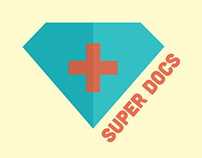 Super Docs Brand Identity
