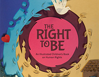 The Right to Be - Book Cover Design