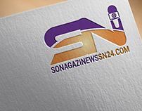 logo design for news