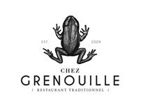 • CHEZ GRENOUILLE •