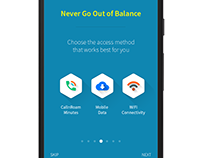 Android Mobile App - VOIP Calling