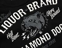 Diamond Dogs - Liquorbrand
