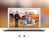 网页设计,合成