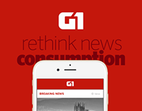 G1 - Rethink News Consumption