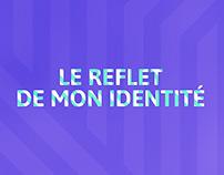 Le reflet de mon identité