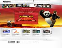 Activision Website