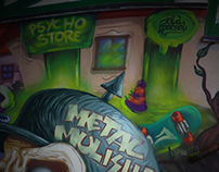 Psychostore X Mr.Zero part 1. (Eger-Hungary)