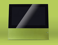 2013 - Canvas OLED TV