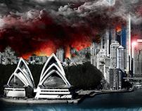 Sydney. the end.
