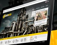 Celkar Enerji web site