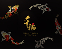 Senfuku Grand Open Invitation