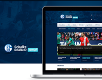 Schalke 04 Gelsenkirchen - polish supporters website