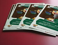 Tedacà's handbills