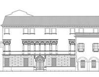 Restoration of Palazzo Dondi dall'Orologio - Italy