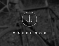 Makehook Co. Creative Agency New website & Branding