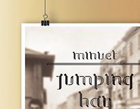 Minuet, typeface