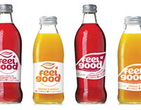 'Feel Good Drinks Co' Brand Awareness