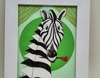 Romantic Zebra