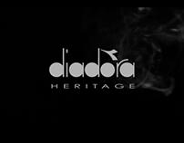 Trailer Diadora HERITAGE feat Marco Bocci F/W 2013