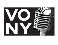 Voice of Newyork Logo Opts