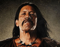 Machete (Movie Posters)