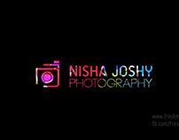 Nisha Joshy Photography - LOGO IDENTITY