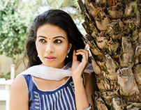 Fashion Photography Bangalore - Kavya Shetty