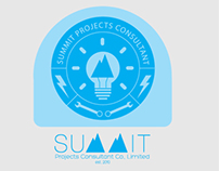 Summit Electrical - Logo Deisgn & Business Cards