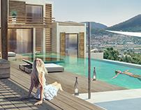 Palma de Mallorca, Luxury Resort