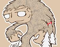 Canadian Sasquatch