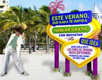 Movistar Que idea Summer'07