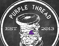Purple Thread Logo study