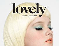 LOVELY THE MAG ISSUE#1