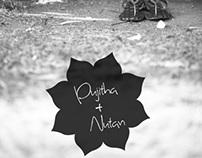 { Pujitha + Nuthan }