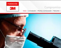3M Fundación - Website
