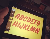 iPad Signwriting with Stylus in Adobe Ideas