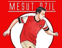 Mesut Ozil - Arsenal