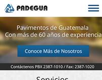 PADEGUA Website