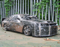Death Race Nissan Skyline R32