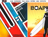 Lufi Surfboards - Website