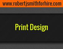 General Print Design