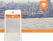 Redesign Leboncoin App