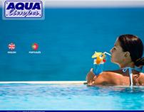 Aqualimpa - Website